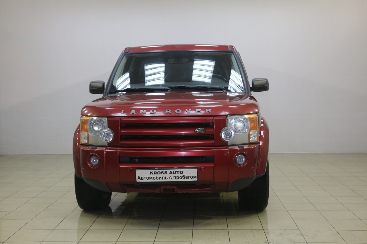 Land Rover Discovery 2009 г.
